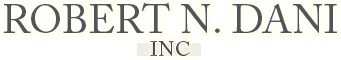 Robert N. Dani Inc Logo